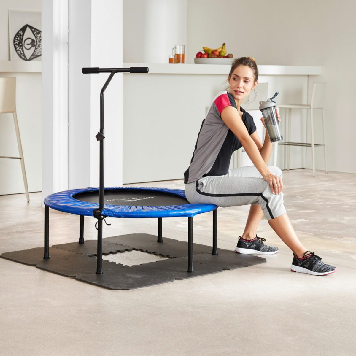 Bild 4 von ACTIVE TOUCH   Power-Fitness-Trampolin