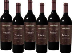 San Luigi - , Collezione di Famiglia, Primitivo - Puglia IGT Rotwein aus Italien 2014 trocken