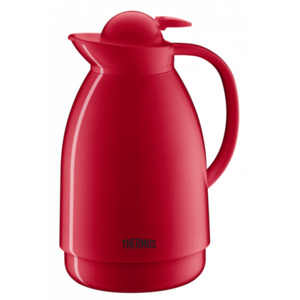 THERMOS Isolierkanne Patio rot 1,0l