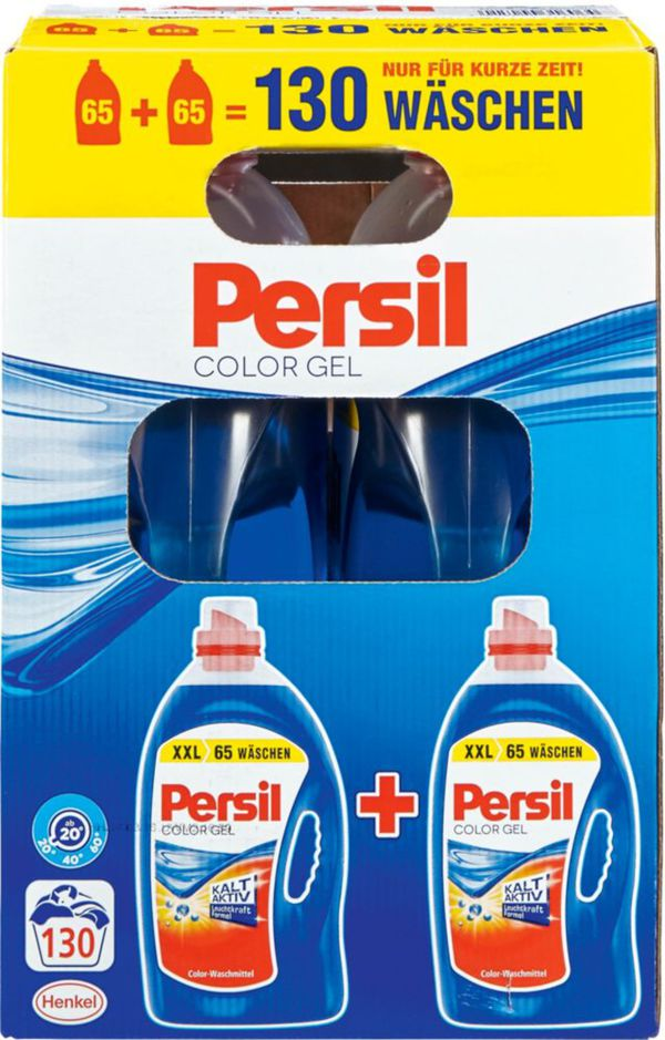 Persil Color Gel 130WL