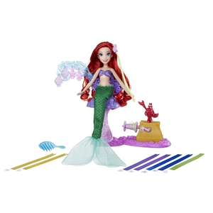Disney Prinzessin - Deluxe Spielset Mode Puppe Arielle (B6836)