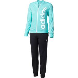 adidas Mädchen Trainingsanzug Linear