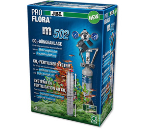 JBL ProFlora m502 CO2-Set Mehrweg