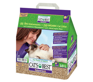 Cat´s Best Nature Gold Katzenstreu