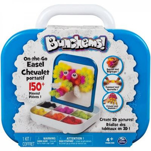 Spin Master - Bunchems Travel Easel