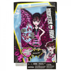 Mattel - Monster High - Fledermaus Draculaura