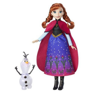 Hasbro - Disney Die Eiskönigin - Zauber der Polarlichter Anna & Olaf