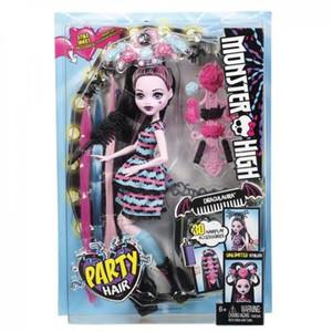 Mattel - Monster High - Partyhaar Draculaura