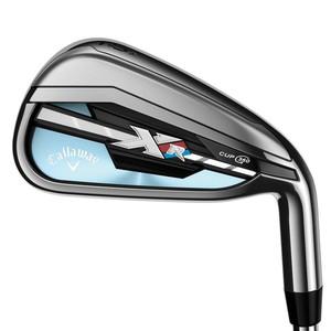 Golf Eisensatz XR15 6-SW RH Graphit L Damen CALLAWAY