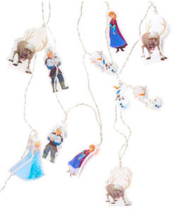 Disney Frozen - LED-Lichterkette - Elsa, Anna & Co. - ca. 310 cm
