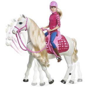 Mattel Barbie mit Traumpferd