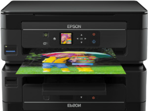 EPSON Expression Home XP 342 Tintenstrahl 3-in-1 Multifunktionsdrucker WLAN