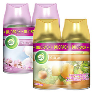 Airwick Freshmatic Nachfüller Doppelpack,  jede 2 x 250-ml-Packung