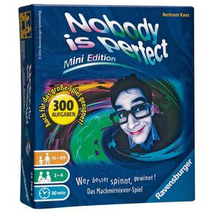 Ravensburger Nobody is perfect Mini Edition