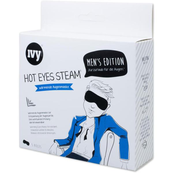 IVY HOT EYES STEAM wärmende Augenmaske für Männer