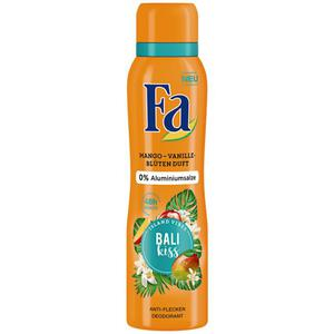 Fa Deospray Bali Kiss 0.83 EUR/100 ml