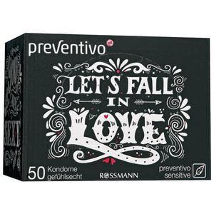Preventivo Kondome ´´sensitive´´