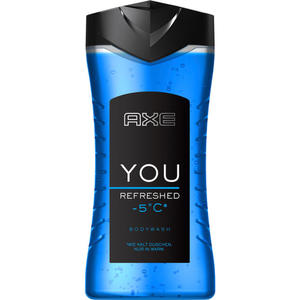 AXE YOU Refreshed -5° C* Duschgel 0.62 EUR/100 ml