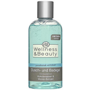 Wellness & Beauty Dusch- & Badegel paradiesisch verträ 1.20 EUR/100 ml