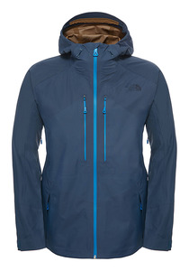 The North Face Fuse Form Brigandine 3L - Snowboardjacke für Herren - Blau