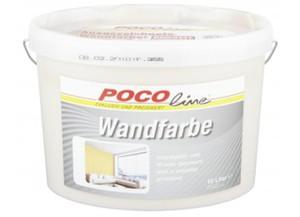Wandfarbe Weiß Poco