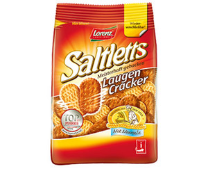 Lorenz® Saltletts Laugen Cracker