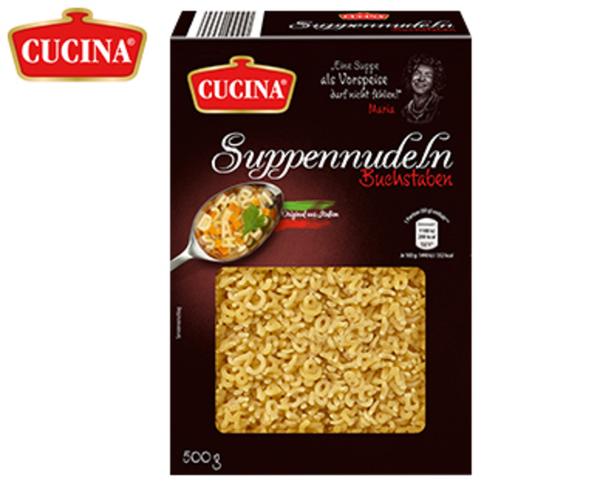 CUCINA® Suppennudeln