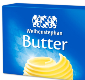 WEIHENSTEPHAN Butter