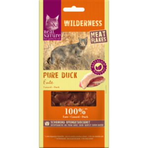 REAL NATURE WILDERNESS Meat Flakes 12x10g