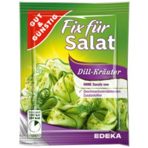 Gut & Günstig Fix für Salat