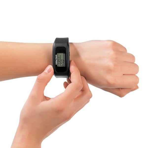 VITALmaxx Fitness-Armband 3V schwarz