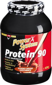 Power System Protein 90 Schoko Dream 830g