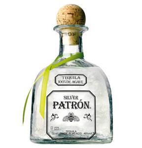 Patrón Silver Tequila, 0,7l