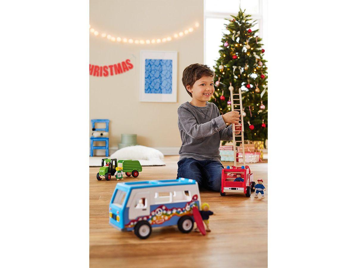 Bild 2 von PLAYTIVE® JUNIOR Holz-Fahrzeug