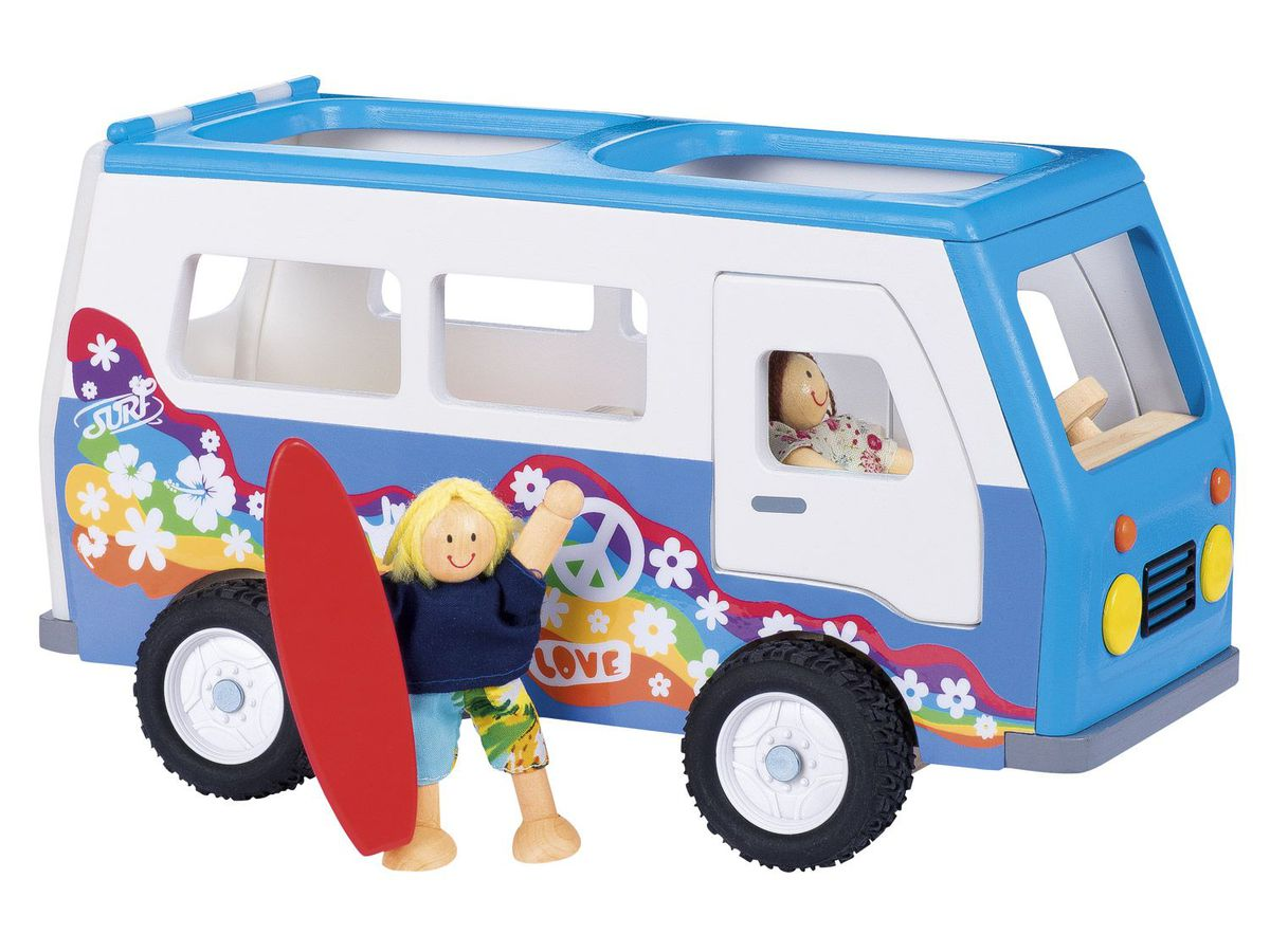 Bild 3 von PLAYTIVE® JUNIOR Holz-Fahrzeug