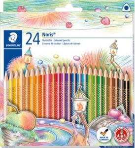 NORIS Club Buntstifte, 24 Farben