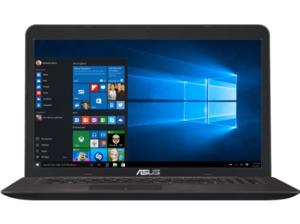 ASUS F756UQ-T4146T, Notebook mit 17.3 Zoll Display, Core™ i5 Prozessor, 8 GB RAM, 1 TB HDD, 256 GB SSD, NVIDIA® GeForce® 940MX, Dark Brown