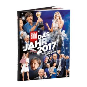 BILD Das Jahrbuch 2017