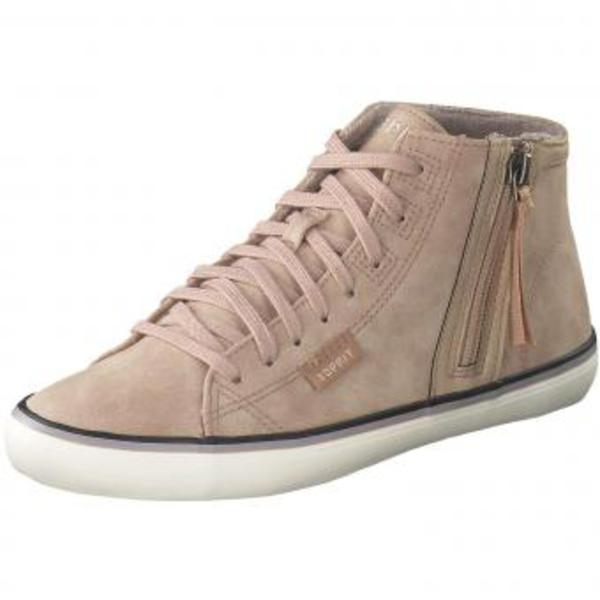 Esprit High Sneaker Damen rosa