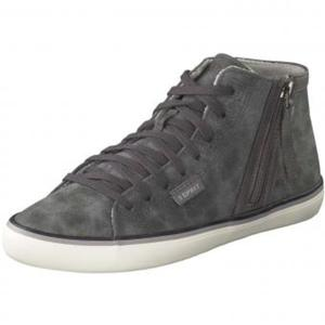 Esprit High Sneaker Damen grau