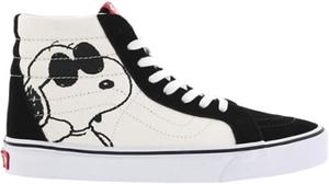 Vans X PEANUTS SK8-HI REISSUE JOE COOL - Herren Sneaker