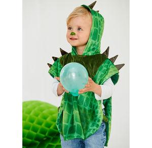 Dinosaurier-Kinderkostüm mit Kapuze
