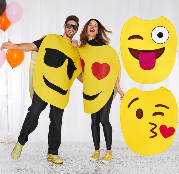 Smile-Kostüm für Erwachsene