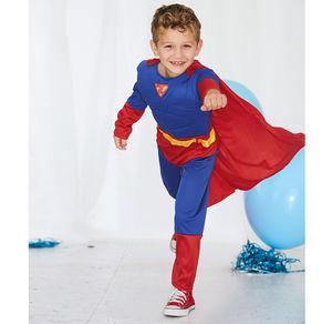 Superheld-Kinderkostüm