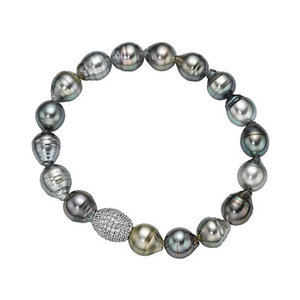 CHRIST Pearls Armband 85841734