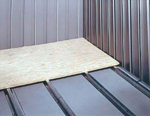 Vitavia Bodenrahmen für Metallgerätehäuser Gr. 54 & 65