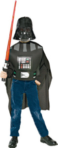 Kinderkostüm  Darth Vader oder Stormtrooper
