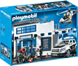 playmobil Polizeistation