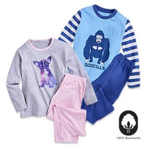 Pyjama Jersey oder Frottee Größe: 86 - 164, je