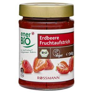 enerBiO Bio Fruchtaufstrich Erdbeere 4.97 EUR/1 kg